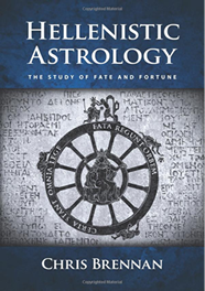 Hellenistic Astrology, The Study of Fate and Fortune book cover
